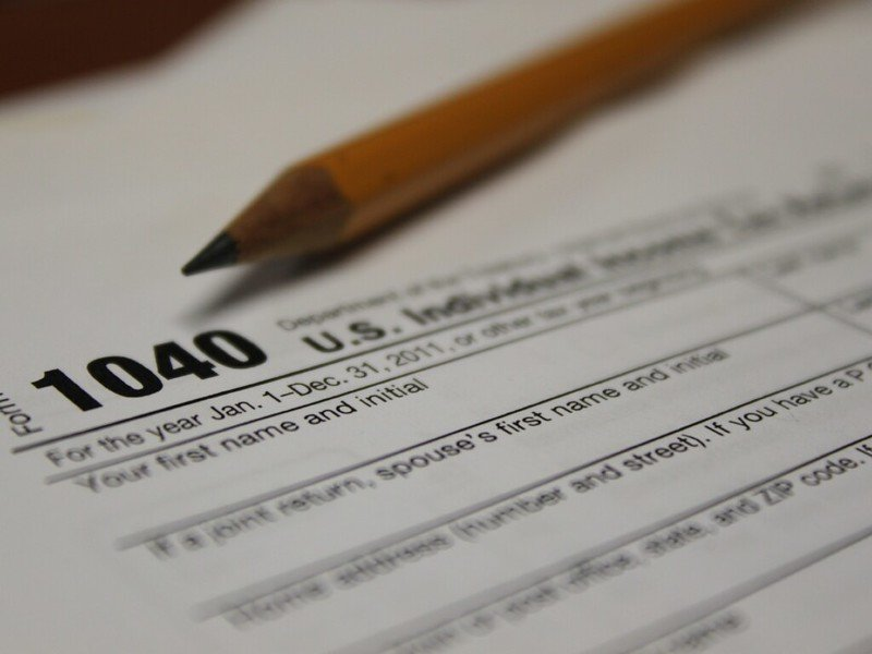 Different Types of Form 1040