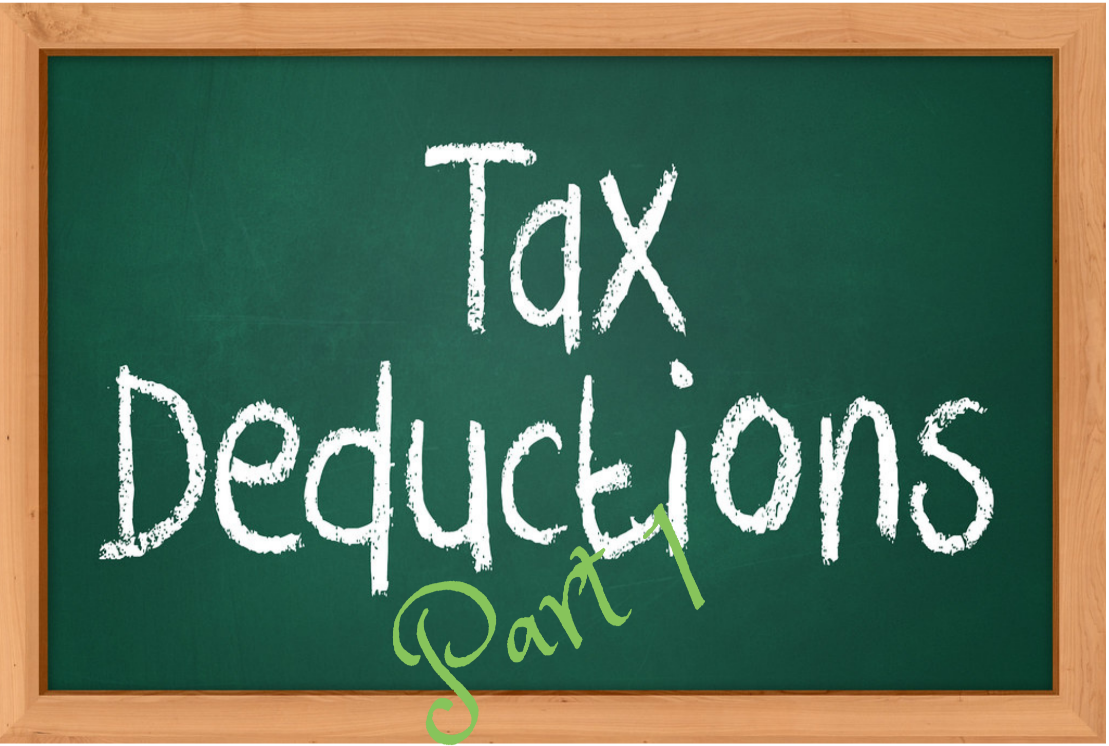 Businesses Expenses and Assets that Can Be Deduced from Taxation—Part 1