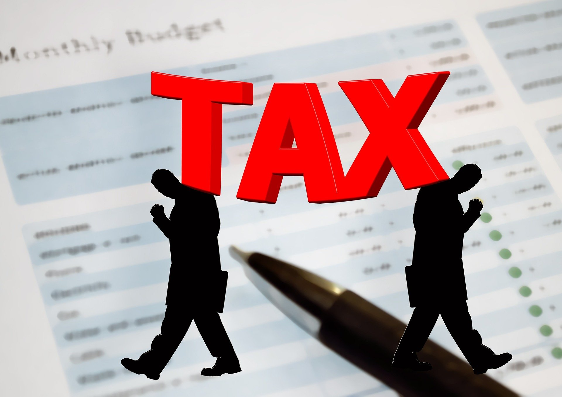 Paying Taxes with professional accountants