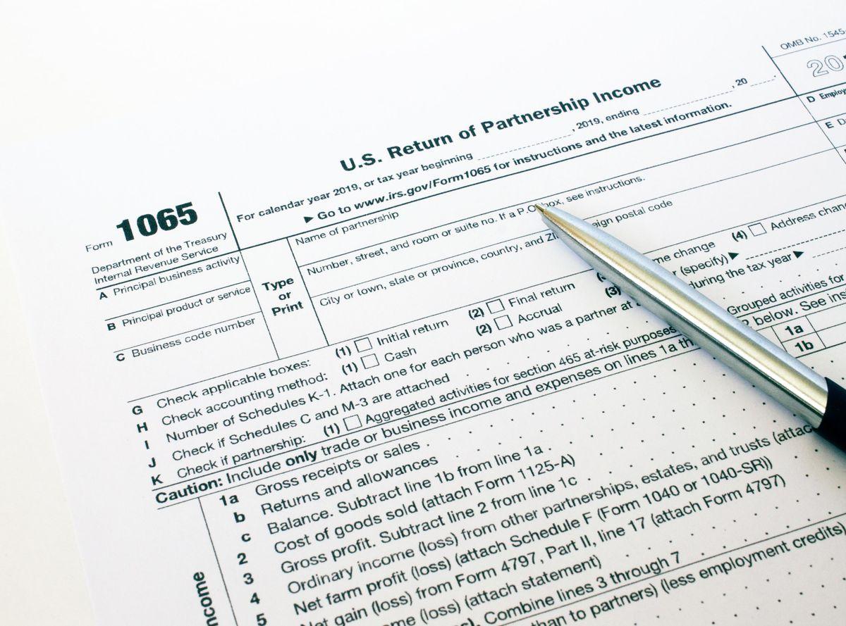 Form 1065