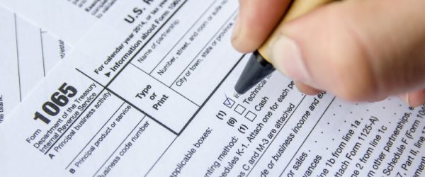 A Step-by-Step Guide of IRS Form 1065